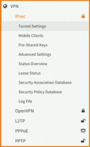 OPNsense VPN